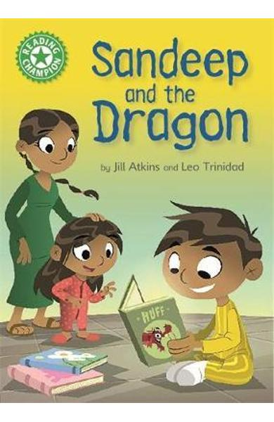 Reading Champion: Sandeep and the Dragon