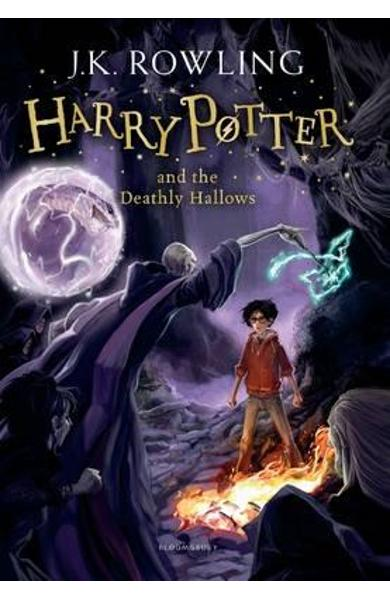 Harry Potter Book Cover Ly Hallows ~ Harry potter and the deathly hallows