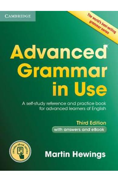 Advanced Grammar in Use Book with Answers and Interactive eB