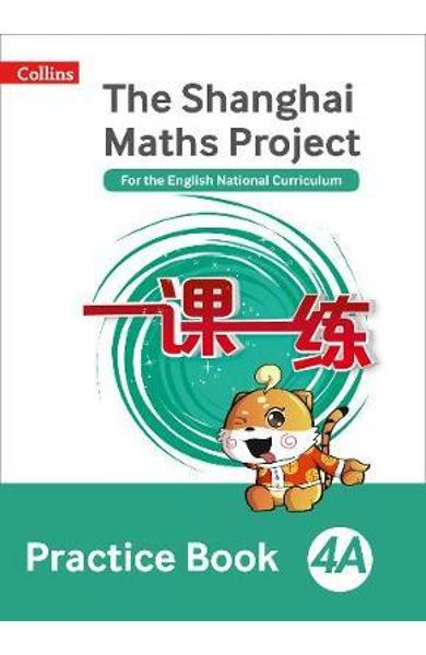 Shanghai Maths Project Practice Book 4A