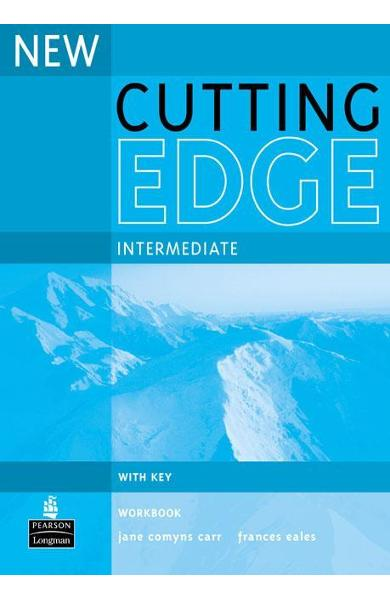 New Cutting Edge Intermediate Workbook with Key -  Cunningham