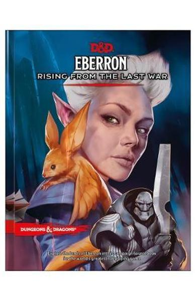 Eberron: Rising from the Last War (D&d Campaign Setting and -