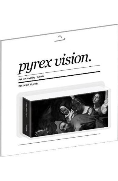 Team with No Sport: Virgil Abloh Pyrex Vision Flip Book -