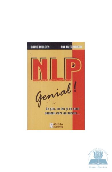 NLP genial! - David Molden, Pat Hutchinson