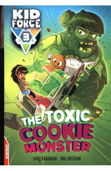 EDGE: Kid Force 3: The Toxic Cookie Monster