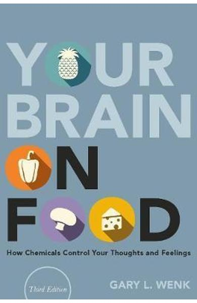 Your Brain on Food - David Wenk