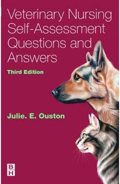 Veterinary Nursing Self-Assessment - J E Ouston