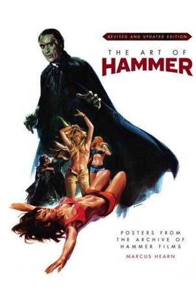 Art of Hammer - Posters from the Archive of Hammer Films (Up