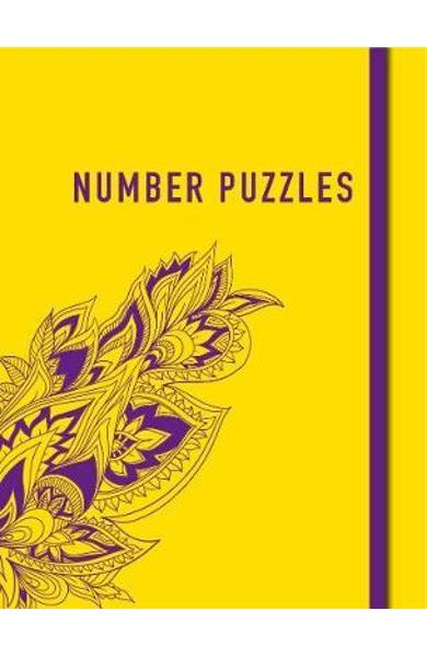 Number Puzzles - Eric Saunders