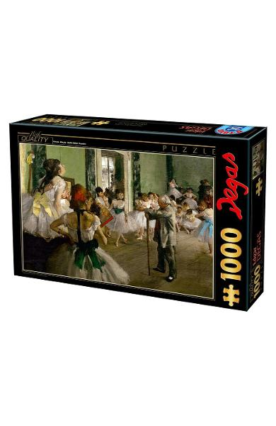 Puzzle 1000 Edgar Degas - The Dancing class