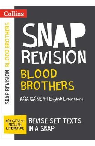 Blood Brothers: AQA GCSE 9-1 English Literature Text Guide