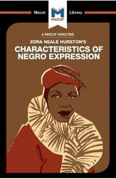 Characteristics of Negro Expression