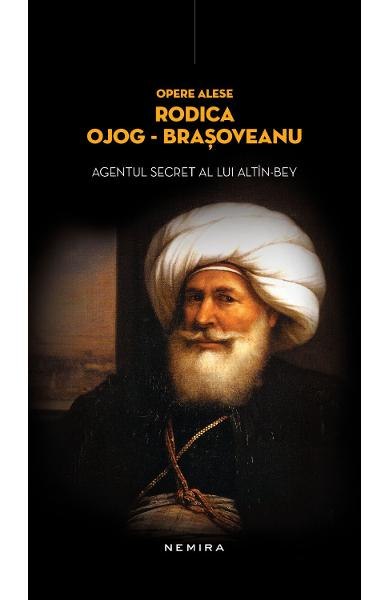eBook Agentul secret al lui Altin-Bey