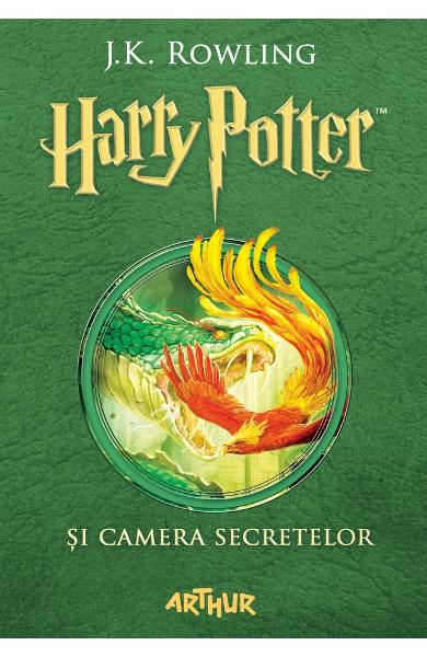 Harry Potter si Camera secretelor - J. K. Rowling