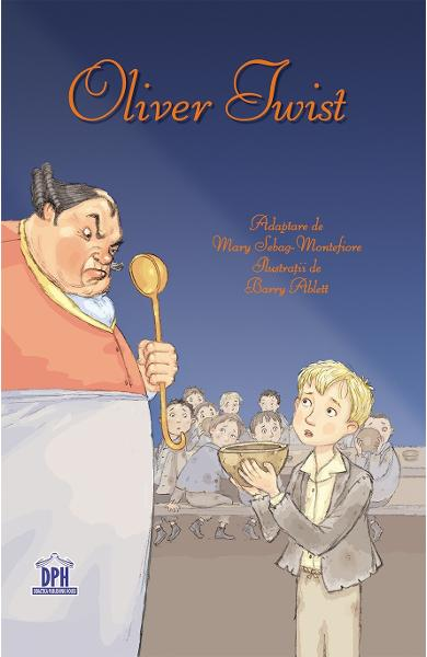Oliver Twist - Charles Dickens, Mary Sebag-Montefiore