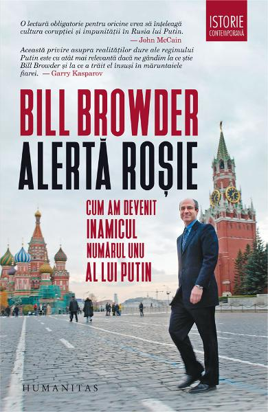 Alerta rosie - Bill Browder
