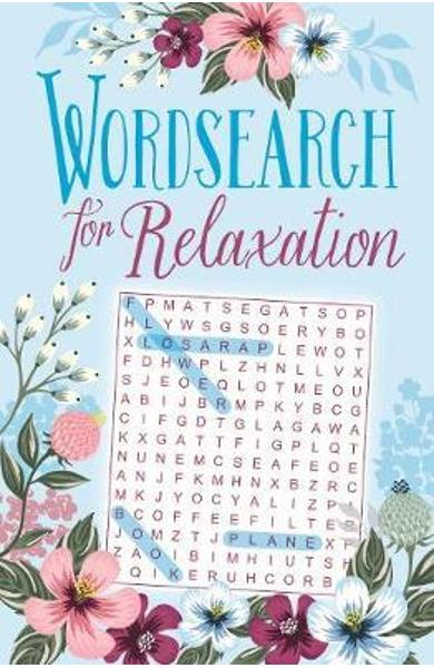 Wordsearch for Relaxation - Eric Saunders