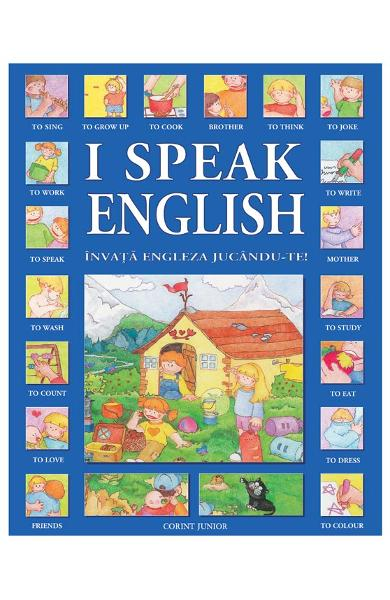 I speak English - Invata engleza jucandu-te