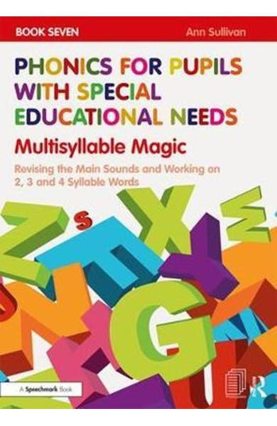 Phonics for Pupils with Special Educational Needs Book 7: Mu