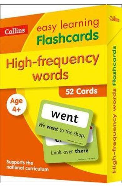 High Frequency Words Flashcards