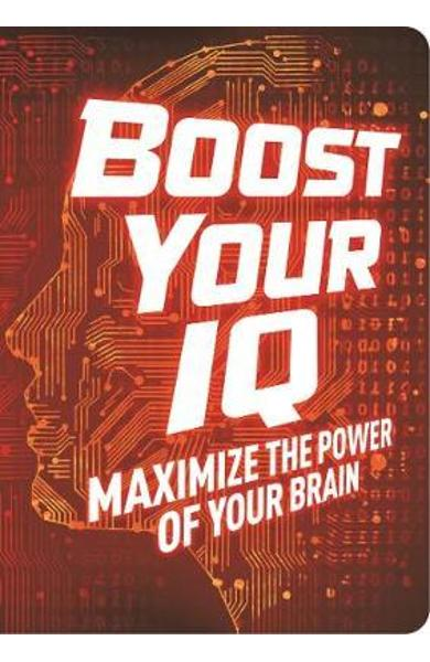 Boost Your IQ - Eric Saunders