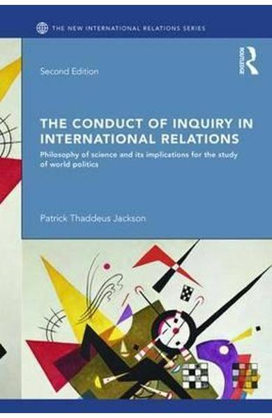 Conduct of Inquiry in International Relations