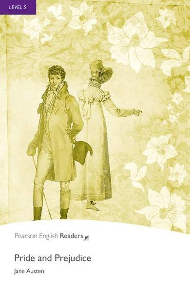 Level 5: Pride and Prejudice Book and MP3 Pack - Jane Austen