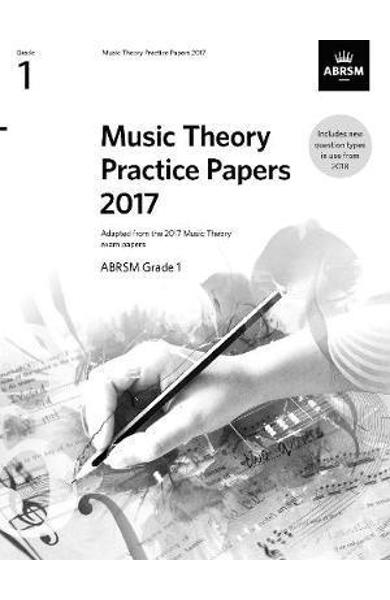 Music Theory Practice Papers 2017, ABRSM Grade 1