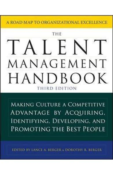 Talent Management Handbook, Third Edition: Making Culture a