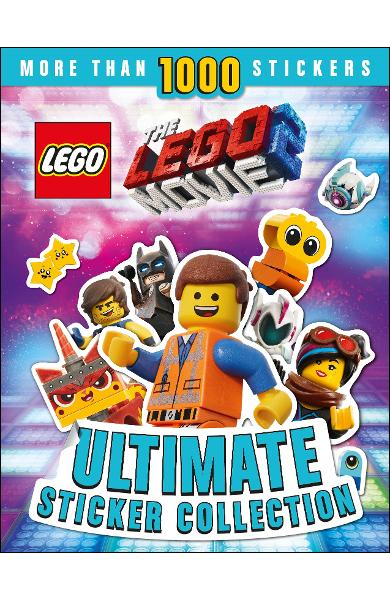 LEGO (R) MOVIE 2 (TM) Ultimate Sticker Collection
