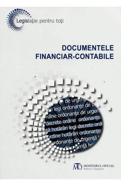 Documentele financiar-contabile