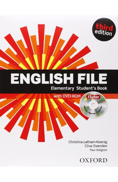 English File: Elementary: Student's Book with Itutor