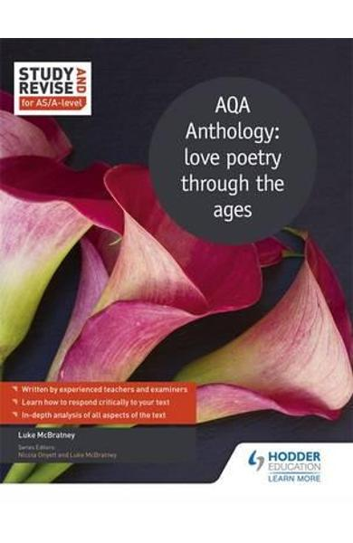 Study and Revise: AQA A Poetry Anthology for AS/A Level