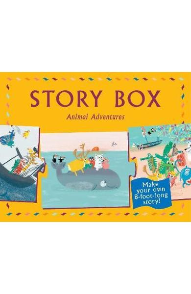 Story Box: Animal Adventures:Animal Adventures