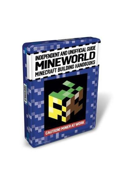 Minecraft Tin of Books 2018