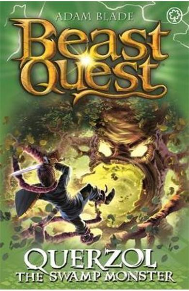 Beast Quest: Querzol the Swamp Monster