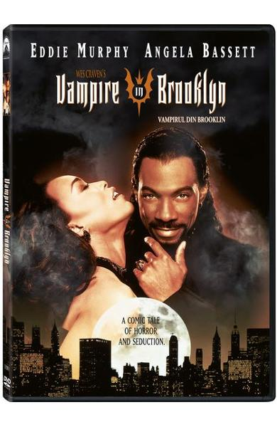 DVD Vampire In Brooklyn - Vampirul Din Brooklin