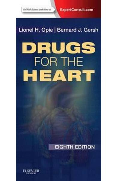 Drugs for the Heart - Lionel H Opie