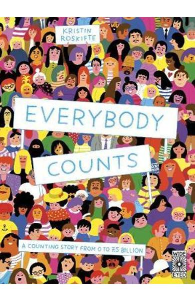 Everybody Counts - Kristin Roskifte