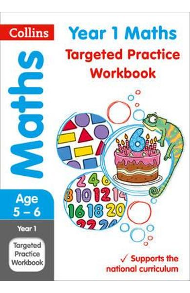Year 1 Maths Targeted Practice Workbook