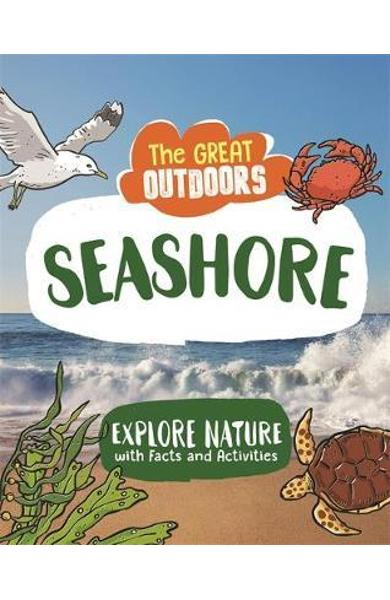 Great Outdoors: The Seashore - Lisa Regan