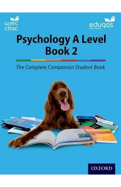 Complete Companions: Year 2 Student Book for Eduqas and WJEC