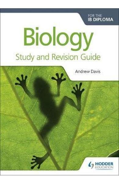 Biology for the IB Diploma Study and Revision Guide