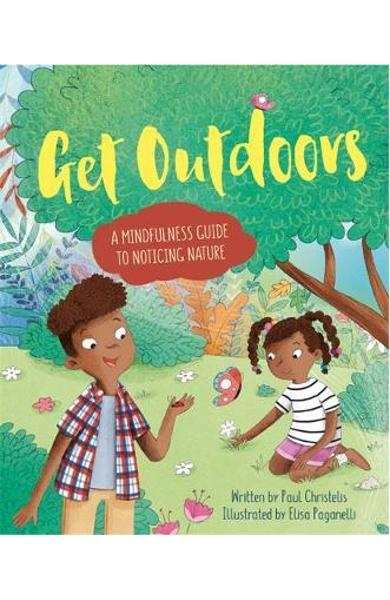 Mindful Me: Get Outdoors