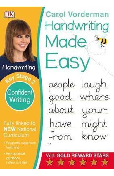 Handwriting Made Easy Ages 7-11 Key Stage 2 Confident Writin -