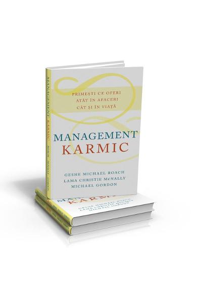 Management Karmic - Geshe Michael Roach, Lama Chrisie Mcnally, Michael Gordon