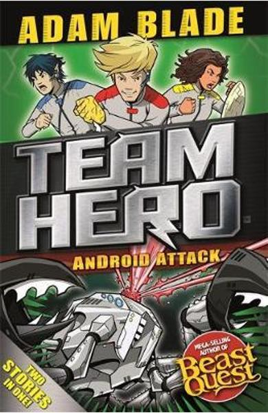 Team Hero: Android Attack