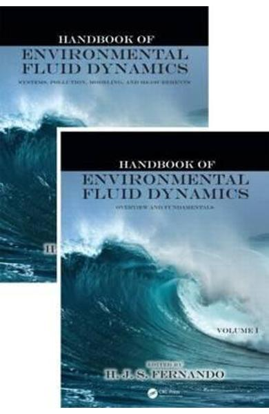 Handbook of Environmental Fluid Dynamics, Two-Volume Set