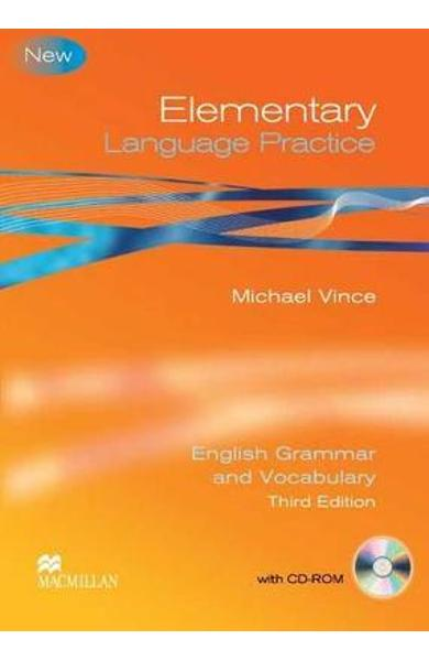 Language Practice Elementary Student's Book -key Pack 3rd Ed