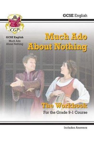 New Grade 9-1 GCSE English Shakespeare - Much Ado About Noth